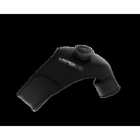 HYPERICE επίδεσμος κρυοθεραπείας αριστερού ώμου Ice Compression Technology Black