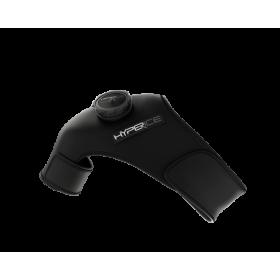 HYPERICE επίδεσμος κρυοθεραπείας δεξιού ώμου Ice Compression Technology Black
