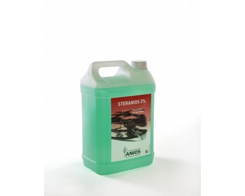 Steranios 2% Υψηλού βαθμού απολύμανση - Ψυχρή αποστείρωση 5lit