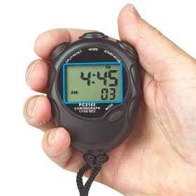 Χρονόμετρο ψηφιακό χειρός DELUXE