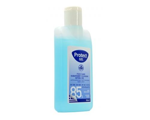 Aντισηπτικό χεριών PROTECT GEL 100ml 85%