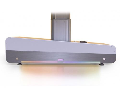 Κρεβάτι εξεταστικό ηλεκτρικό NAGGURA swop S301 ανθρακί