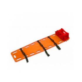 Σετ φορείο-σανίδα ακινητοποίησης σπονδυλικής στήλης