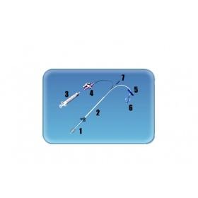 Καθετήρας υστεροσαλπιγγογραφίας Injector Plus