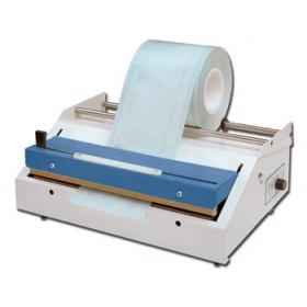 Sealing machine for sterilization role