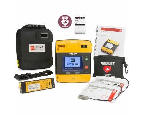 Απινιδωτής φορητός Physio-Control LIFEPAK 1000 ECG and Manual