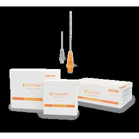 Micro Cannula εύκαμπτη έγχυσης δέρματος FeelSoft 1 τεμάχιο