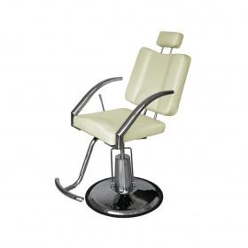 Καρέκλα Make Up PLATY WKE003 μπεζ