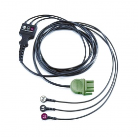 Καλώδιο καρδιογραφήματος για απινιδωτή LifePak 1000 Physio-Control 3-Lead