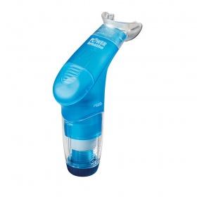 Συσκευή εξάσκησης πνευμόνων POWERbreathe Plus μέτριας αντίστασης (Fitness)