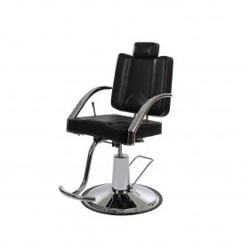 Καρέκλα Make Up PLATY WKE003 μαύρη