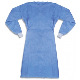 Ποδιές χειρουργικές ενισχυμένες αποστειρωμένες PRIMARY performance μιας χρήσης μπλε