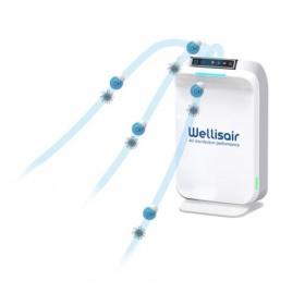 Wellisair φορητή συσκευή καθαρισμού και απολύμανσης αέρα και επιφανειών