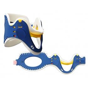 Pediatric  adjustable cervical extrication collar AZ-CCP