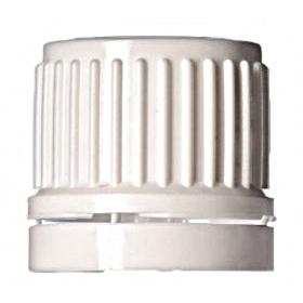 Πλαστικό πώμα ασφαλείας PP18 λευκό
