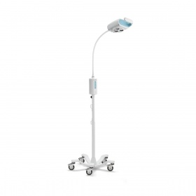 GS 600 minor procedure light with mobile stand