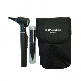 Pen-scope otoscope by Riester.