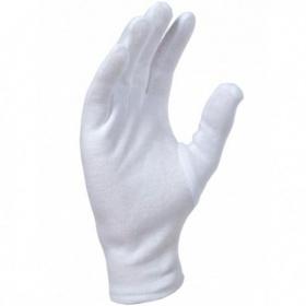 Γάντια υφασμάτινα δερματολογικά 1 ζευγάρι