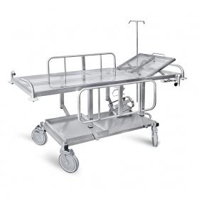 Φορείο ασθενών υδραυλικό ακτινοδιαπερατό D-01