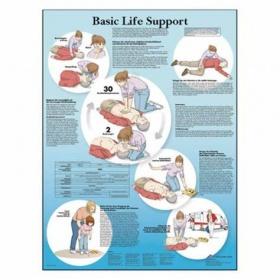 Αφίσα βασικών οδηγιών A' βοηθειών