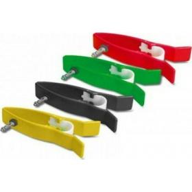 Limp Calmp Electrodes Set 4 colours F9024SSC