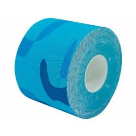 KINESIOLOGY TAPE 5cm x 5m παραλλαγής μπλε