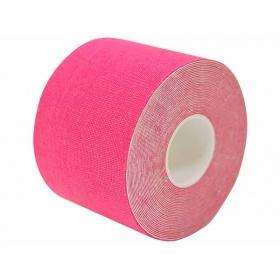 KINESIOLOGY TAPE 5cm x 5m ροζ