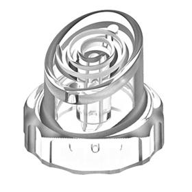 Ανταλλακτικές κεφαλές BY00-3 για συσκευή HYDROGEN 9 τεμάχια