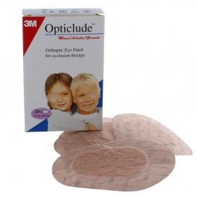 Οφθαλμολογικά επιθέματα αυτοκόλλητα Opticlude