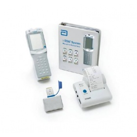 Αναλυτής αερίων αίματος i-STAT