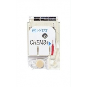 Κασέτες i-STAT CHEM 8 (25 τεμάχια)