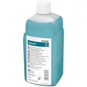 Απολυμαντικό σαπούνι MANISOFT 1lit
