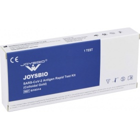 Rapid Test αντιγόνου κορονοϊού COVID-19 JOYSBIO με σάλιο 1 τεμάχιο