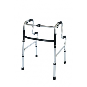 Folding Walker With Auxiliary Handles AC – 322