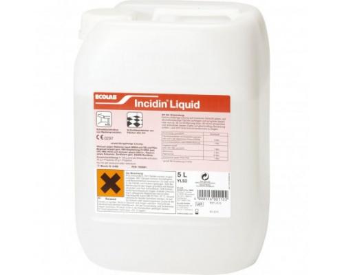 Απολυμαντικό επιφανειών INCIDIN LIQUID 5lit