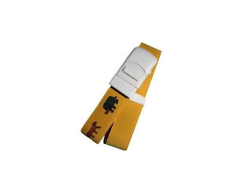 Ζώνη αιμοληψίας με κλιπ παιδιατρική Servoprax κίτρινη με σχέδια