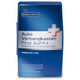 Φαρμακείο Α' βοηθειών αυτοκινήτου Premium βάσει προτύπου DIN 13164