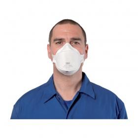 Μάσκα προστασίας FFP2 9320+ χωρίς βαλβίδα λευκή, 1 τεμάχιο