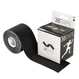 3BTAPE Black Kinesiology Tape